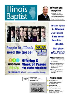 Ill. Baptist News Wrap